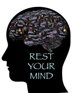 MINDFULNESS REST YOUR MIND