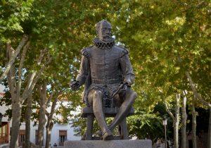 Miguel de Cervantes y el español