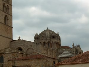 Cúpula románica de la catedral de Zamora
