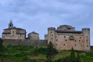 Puebla de Sanabria. Castillo de los condes de Benavente